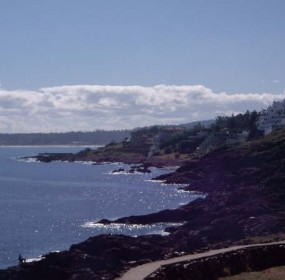 photo of Punta Ballena, near Punta del Este, Uruguay