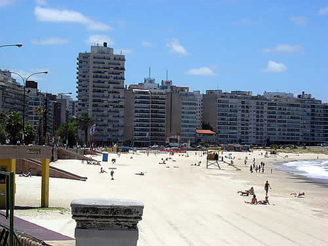 Pocitos Beach