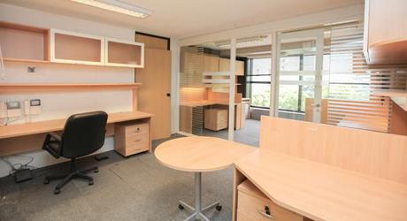 Oficina en piso 5 Gamma Tower