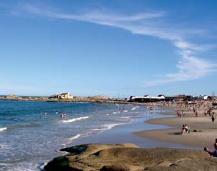 Punta del Diablo - La Viuda Beach